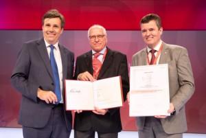 qualityaustria Winners Conference und Verleihung Staatspreis Unternehmensqualitaet